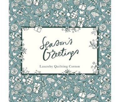 Libertys Seasons Greetings Lazenby Cotton
