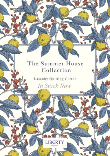 Libertys The Summer House Fabric Collection