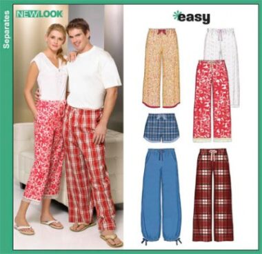 Sleepwear and Unisex