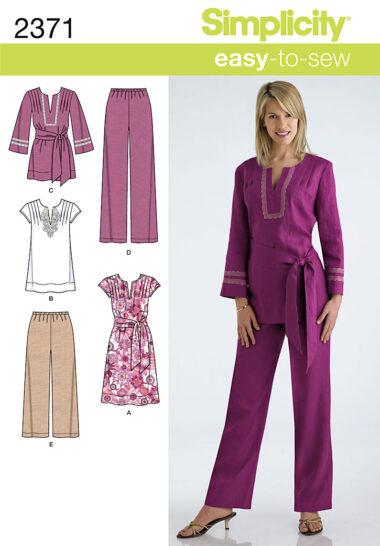 Womens Wardrobe and Sportswear