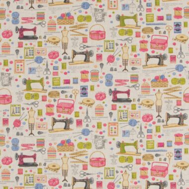Sewing Notions Linen Canvas Fabric