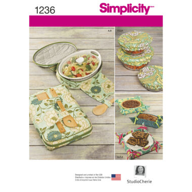 Simplicity 1236 Sewing Pattern