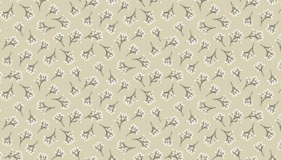 Into The Woods Berry Fabric Makower