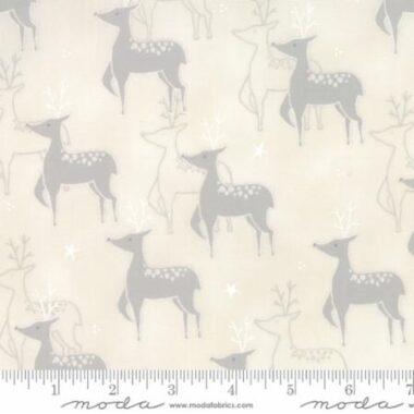 Jol Scandinavian Reindeer Moda Fabric
