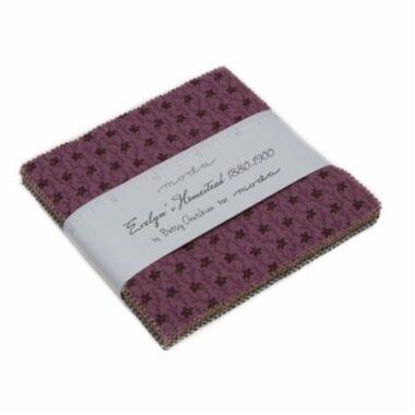 Evelyns Homestead Charm Pack Betsy Chutchian for Moda Fabrics