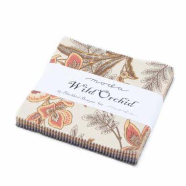 Wild Orchid Charm Pack Moda Blackbird Designs