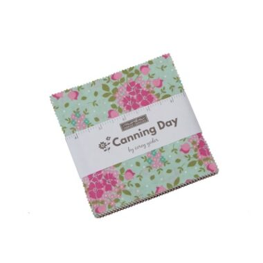 Canning Day Charm Pack Moda Fabric