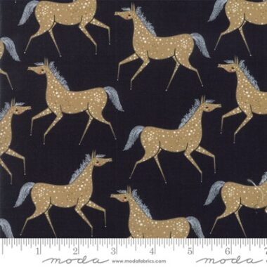 Farm Charm Horses Moda Fabric