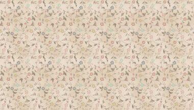 Dream Makower Floral Scroll Cotton Fabric