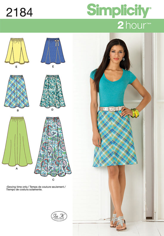 Simplicity 2184 Sewing Pattern