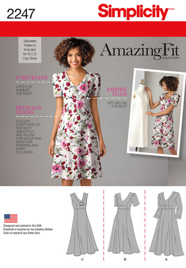 Simplicity 2247 Sewing Pattern