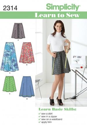 Simplicity 2314 Sewing Pattern