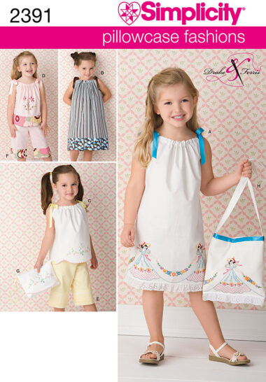 Simplicity 2391 Sewing Pattern