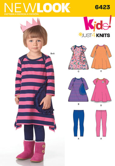 New Look 6423 Sewing Pattern