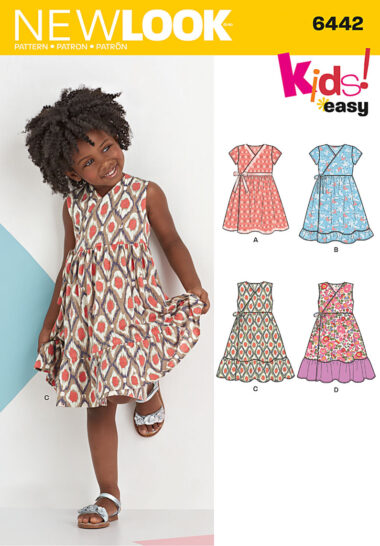 New Look 6442 Sewing Pattern