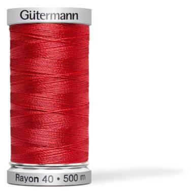 Gutermann Rayon 40 Sewing Thread 500m