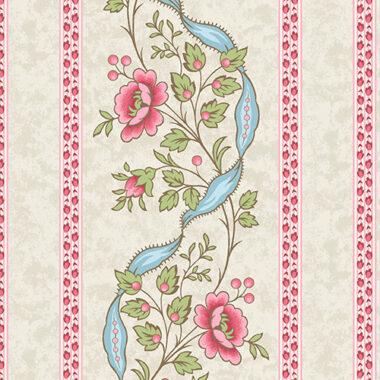 Arbor Rose Makower Cotton Fabric