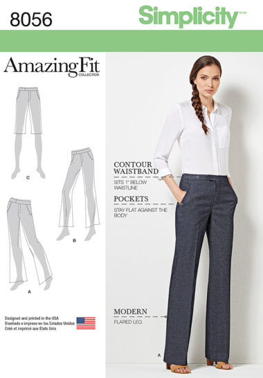 Simplicity 8056 Sewing Pattern