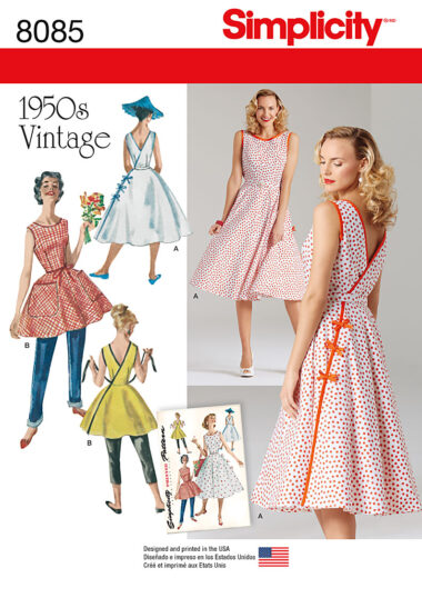 Simplicity 8085 Sewing Pattern