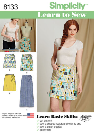 Simplicity 8133 Sewing Pattern