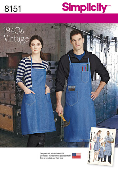 Simplicity 8151 Sewing Pattern