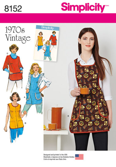 Simplicity 8152 Sewing Pattern