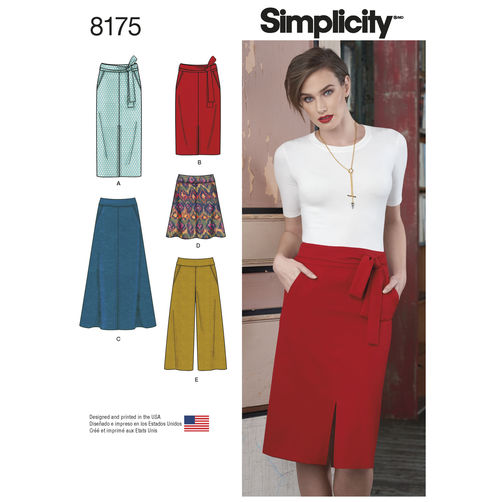 Simplicity 8175 Sewing Pattern