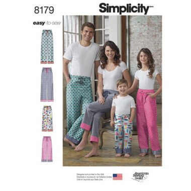 Simplicity 8179 Sewing Pattern