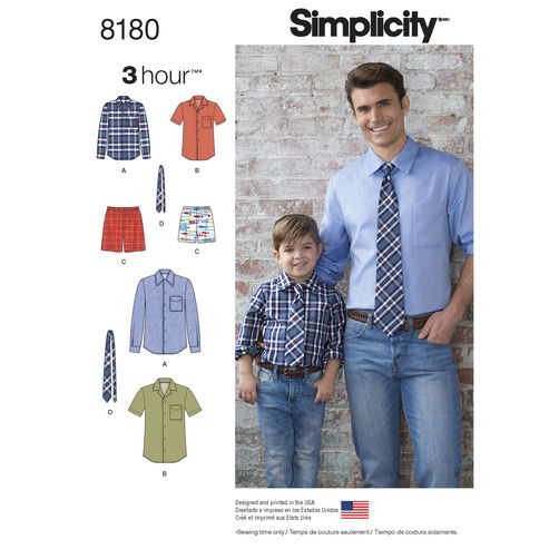 Simplicity 8180 Sewing Pattern