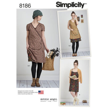 Simplicity 8186 Sewing Pattern