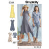 Simplicity 8384 Sewing Pattern