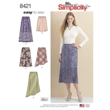 Simplicity Sewing Pattern 8421