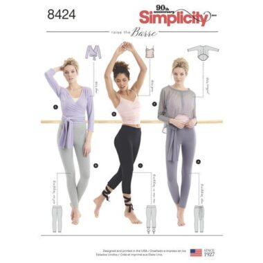 Simplicity 8424 Sewing Pattern