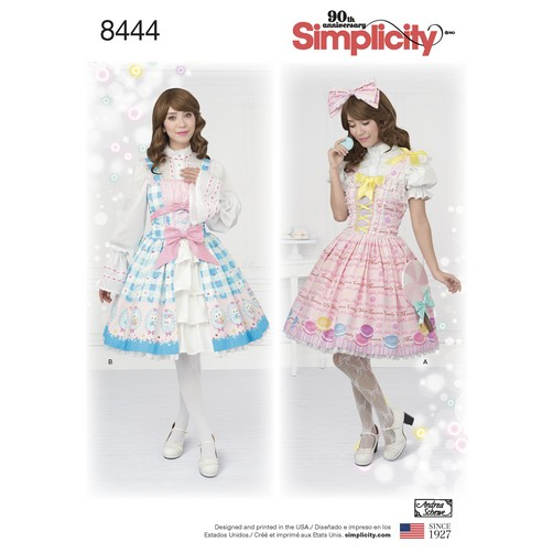 Simplicity 8444 Sewing Pattern