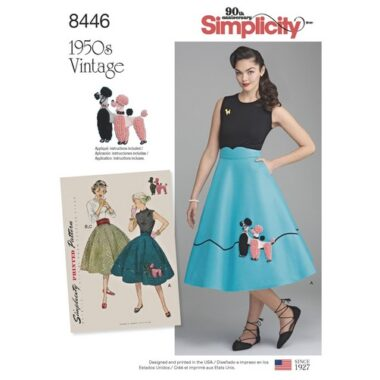 Simplicity 8446 Sewing Pattern