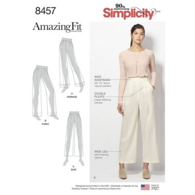 Simplicity 8457 Sewing Pattern