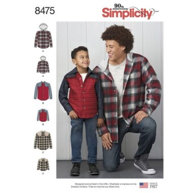Simplicity 8475 Sewing Pattern