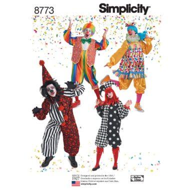 Simplicity 8773 Fancy Dress Sewing Pattern