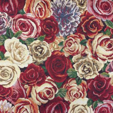 Amsterdam Rose New World Tapestry Fabric