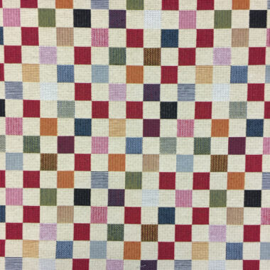 Big Chess Tapestry Fabric Chatham Glyn