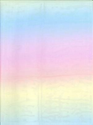Rainbow Fantasia Organza Fabric