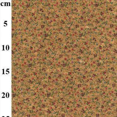Little Bud Cork Fabric