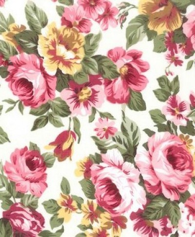 Kensington Rose Cotton Poplin Collection