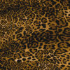 Leopard Animal Print Rose and Hubble Cotton Fabric