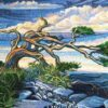 Artisan Spirit Bonsai Tree Dreamscapes Panel