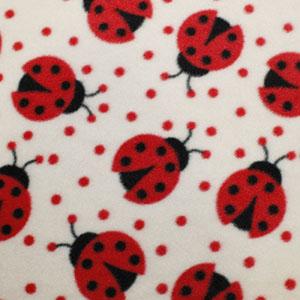 Ladybird Anti Pil Polar Fleece Fabric