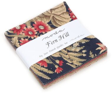 Fern Hill Charm Pack Moda Fabric