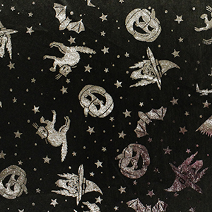 Witches Halloween Fabric