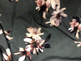Sage Portia Jersey John Kaldor Fabric