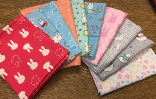 Miffy Fat Quarter Collection